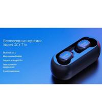 Xiaomi QCY T1C TWS Bluetooth Earphones, Model In2012  (QCY-T1C) black