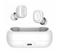 Xiaomi QCY T1C TWS Bluetooth Earphones, Model In2012  (QCY-T1C) white