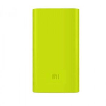 Чехол для Xiaomi Mi Power Bank 2 10000 mah салатовый