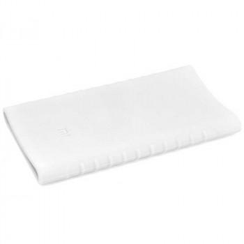Чехол для Xiaomi Mi Power Bank 2 10000 mah белый