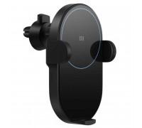Xiaomi Mi Wireless Car Charger, 20w, автозажим, на решетку (WCJ02ZM) black