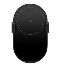 Xiaomi Mi Wireless Car Charger, 10w, автозажим, на решетку (WCJ03ZM) black