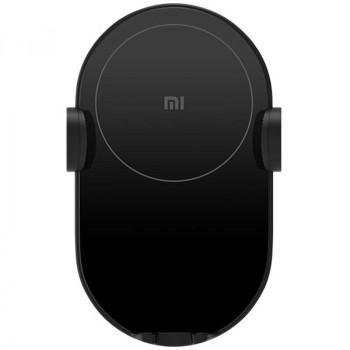 Xiaomi Mi Wireless Car Charger, 10w, автозажим, на решетку (WCJ03ZM) black