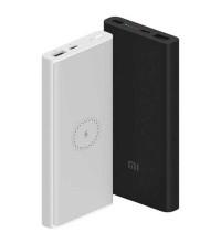 Xiaomi Mi Youth Wireless Power Bank 10000mah, QY 10w (WPB15ZM) black