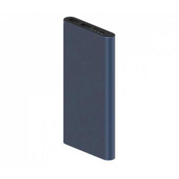 Xiaomi Mi Power Bank 3  10000mah, USB-C 18w (PLM13ZM) black