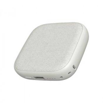 Внешний аккумулятор с беспроводной зарядкой Xiaomi SOLOVE W5 Wireless Mobile Charging 10000 mAh Grey