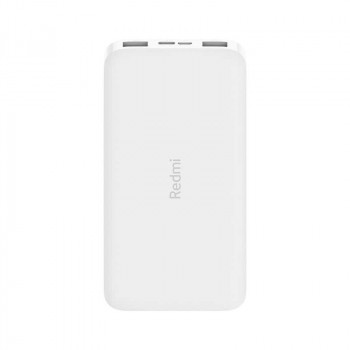 Xiaomi Mi Redmi Power Bank 10000 mah (PB100LZM) white