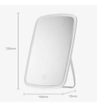 Зеркало для макияжа Xiaomi Jordan Judi Desktop Mirror LED Tri-Color (NV505), white