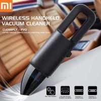 Портативный пылесос Xiaomi CleanFly Portable Vacuum Cleaner (Cleanfly-FVQ) black