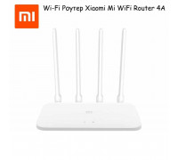 Xiaomi Mi Wi-Fi Router 4A, AC1200, 2.4G 300Mbps + 5G 867Mbps, (R4AC) white