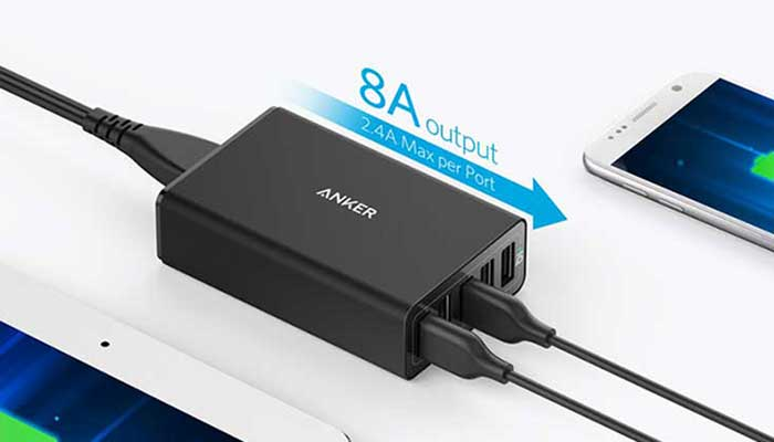 Anker PowerPort 5 (A2124L12)