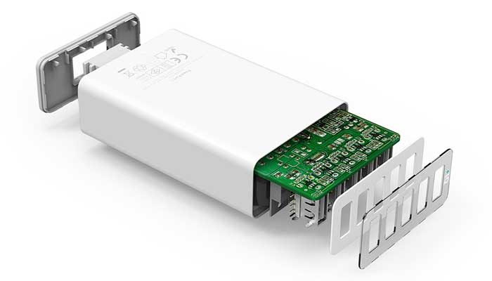 Anker PowerPort 5 White (A2124L21)