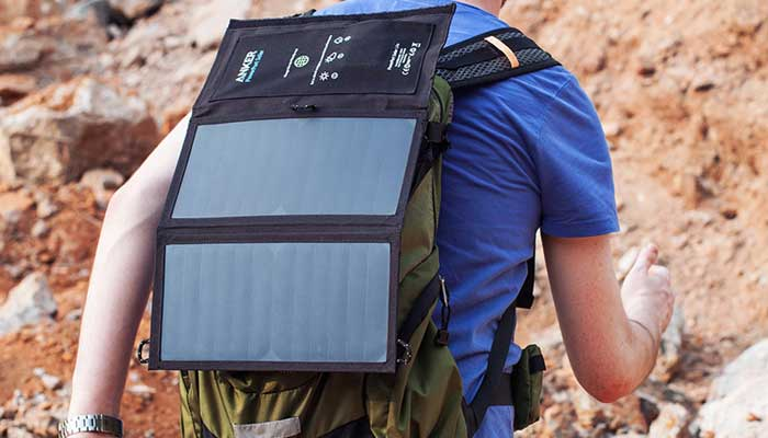 Anker PowerPort Solar Lite 2USB 15W (A2422011)