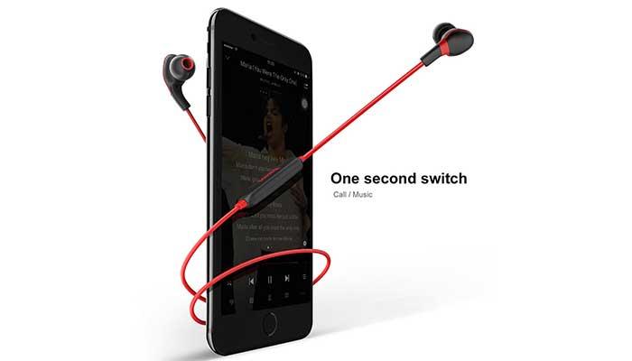 Baseus Encok S04 Magnet Wireless Earphone