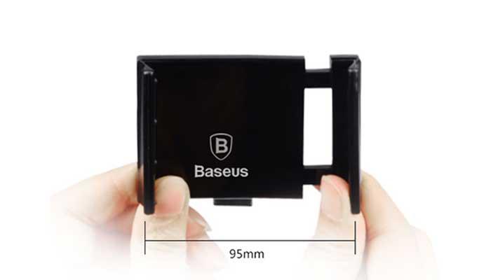 Крепеж для устройств до 6 дюймов на подголовник - Baseus Sugent-HP. Купить в магазине DERJAK.RU