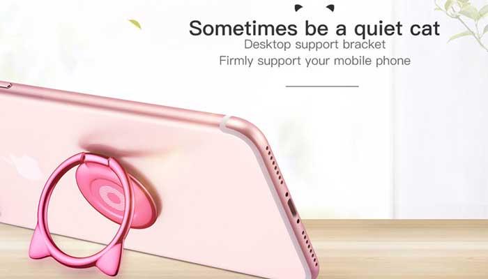 Подставка для телефона и держатель на руку Baseus SUMA