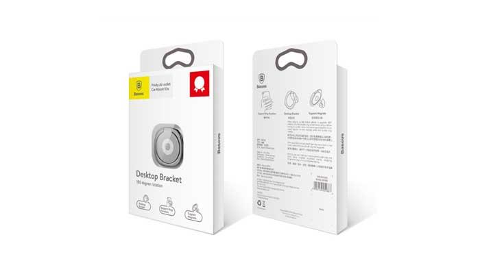 Упаковка Baseus Privity Desktop Bracket