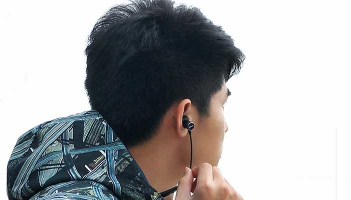 Bluetooth 4.2 стерео гарнитура Hoco ES8