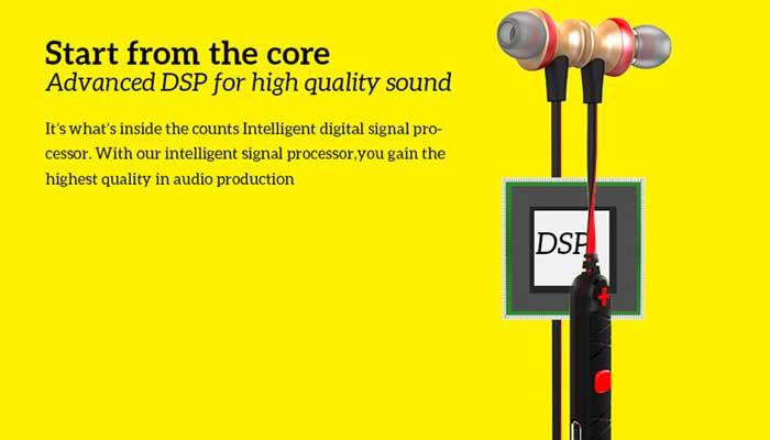 Классный звук и глубокие басы - магнитные наушники Hoco EPB01
