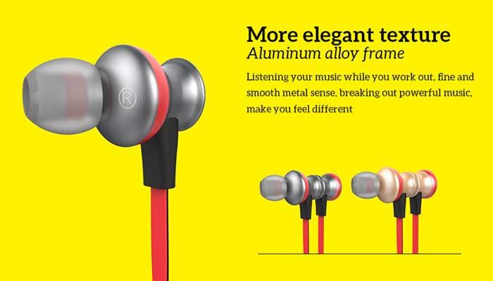 Элегантные и практичные Bluetooth 4.0 наушники Hoco Magnetic EPB01