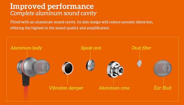 Hoco EPB01 - продуманная конструкция для идеального звука