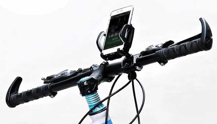 Крепление для телефона на руль велосипеда Hoco CA14 Bicycle Mounting Holder