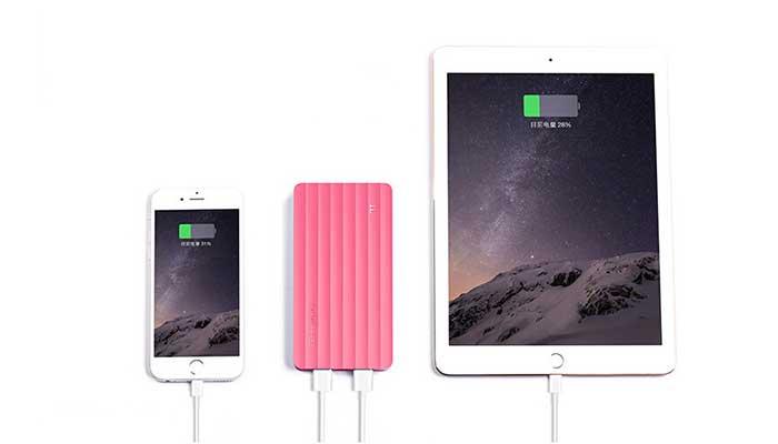 Дополнительное зарядное для телефона и планшета Носо UPB01