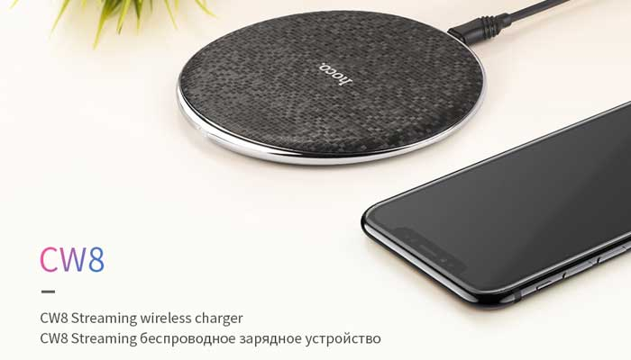 Hoco CW8 Streaming Wireless Charger