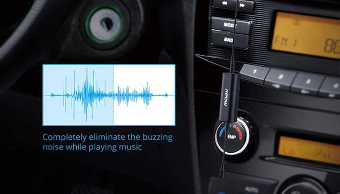 MPOW Ground Loop Noise Isolator (MA1)