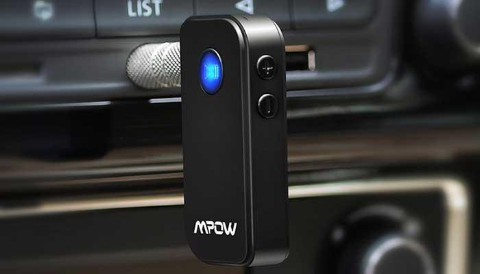 MPOW Streambot Mini Bluetooth 4.1 Music Receiver