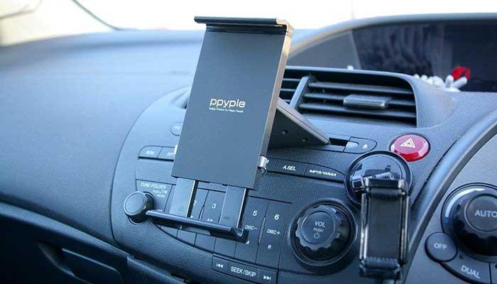 Нужен крепеж для планшета в CD? Выбирайте качественный Ppyple CD-NT! Магазин DERJAK.RU