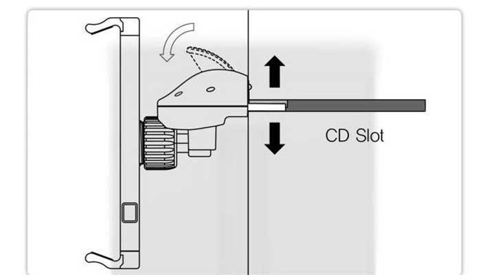 Как крепится Ppyple CD-NT? Узнать на сайте DERJAK.RU