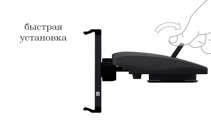 Надежный и стильный крепеж на торпеду! Купить в магазине DERJAK.RU