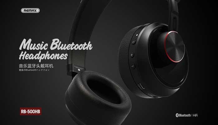 Накладные Bluetooth наушники от Remax