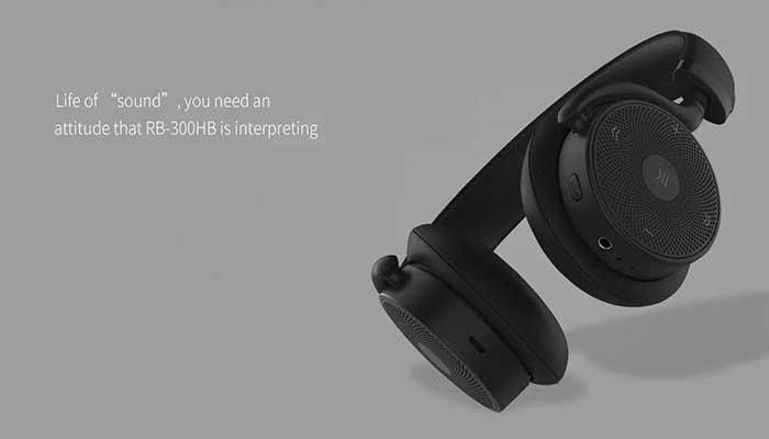 Bluetooth наушники с HD звуком Remax 300HB