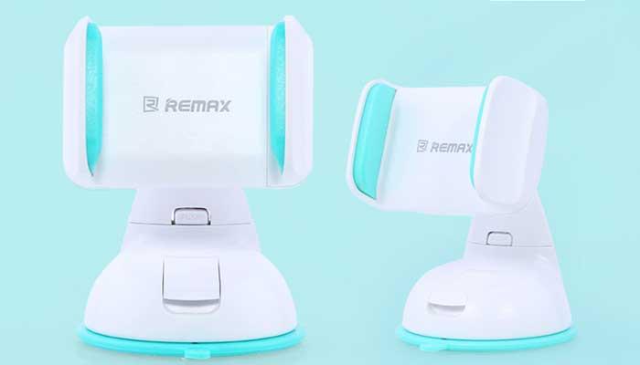 Крепление на панель для смартфонов до 6 дюймов Remax RM-C06