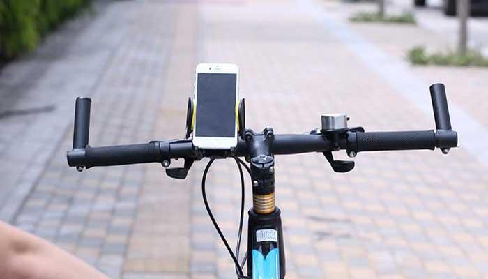Нужен держатель телефона на руль велосипеда? Купите на сайте DERJAK.RU
