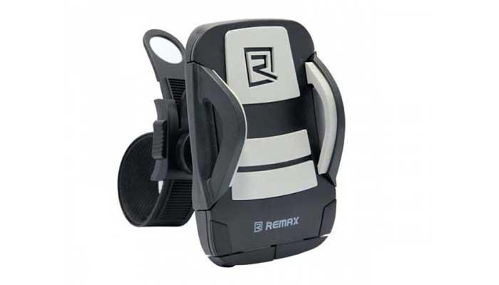 Remax RM-C08 - простое и надежное крепление для телефона на руль