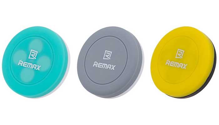 Remax RM-C10 - компактный и простой магнитный держатель для мартфона
