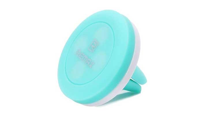 Магнитный держатель для телефона на решетку Remax RM-C10. Купить в магазине DERJAK.RU