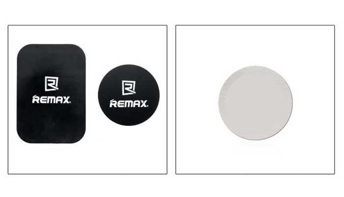 Магнитный кроншейн Remax с двумя пластинами уже в продаже!