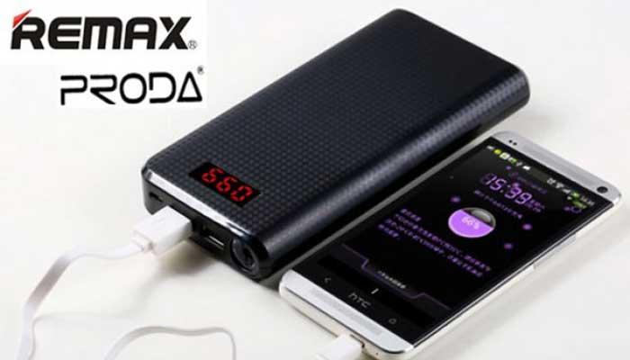 Большой объем энергии для телефона в Remax Proda 10000 mAh! купить в магазине DERJAK.RU