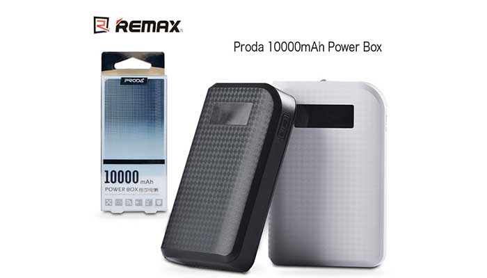 Компактный Remax Proda 10000 mAh! Купить в магазине DERJAK.RU