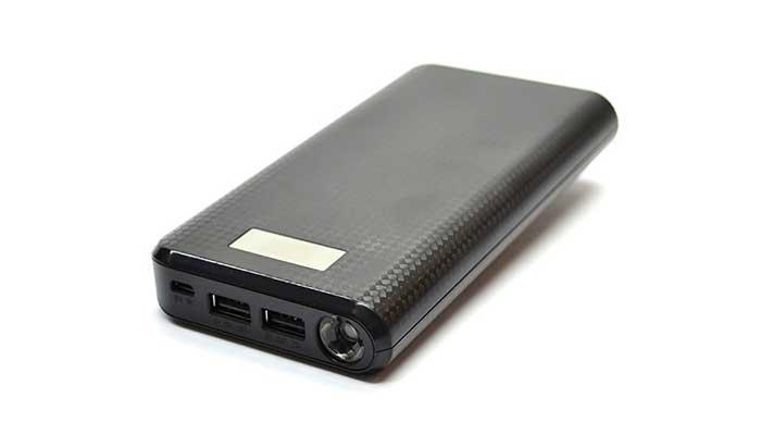 Рекордный объем! Мощный Remax Proda Power Box 30000 mAh! купить в магазине DERJAK.RU