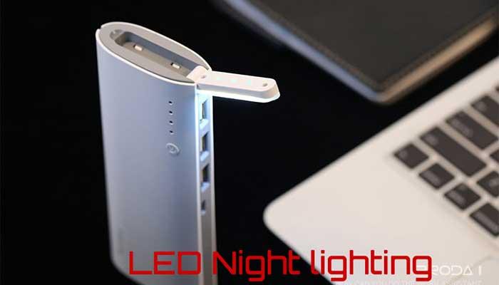 Remax Proda Star Talk 12000 mAh PPP-11 с функцией настольной лампы! Купить в магазине DERJAK.RU