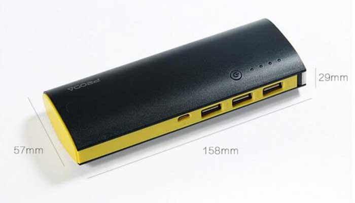 Компактный и мощный Remax Proda Star Talk 12000 mAh PPP-11! Купить в магазине DERJAK.RU
