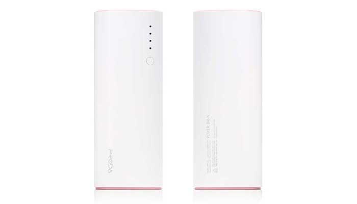 Изящный Remax Proda Star Talk 12000 mAh PPP-11 с тремя USB! Купить в магазине DERJAK.RU