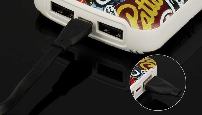 Дополнительная зарядка Remax Coozy с двумя USB и оригинальным дизайном!