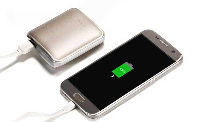 Портативная зарядка для телефона Proda Mink 5000 mAh