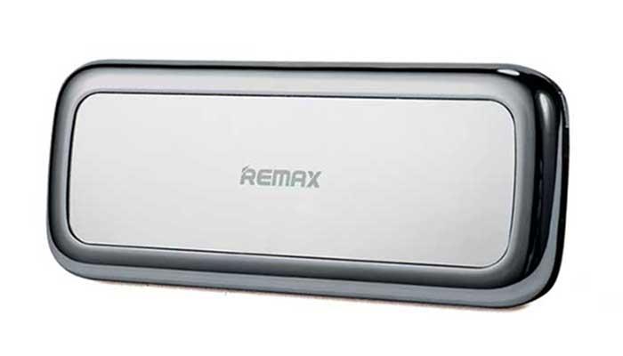 Новинка от Remax! Стильный внешний аккумулятор с зеркальцем и емкостью 5500 mah! Remax Mirror уже в продаже!
